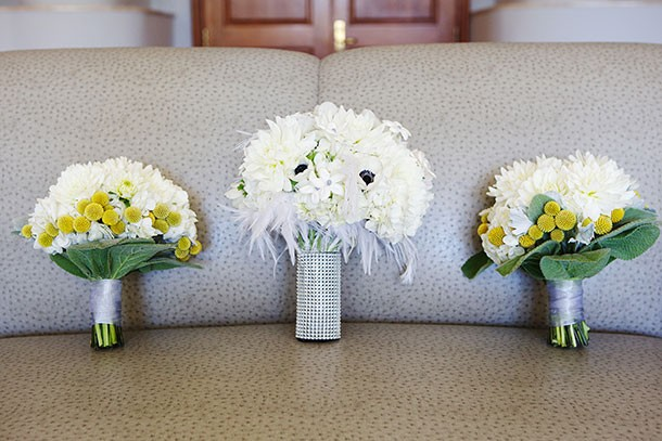 Lauren Conrad Wedding Inspiration, White Flowers, White Bouquet Roundup, Best White Wedding Flowers