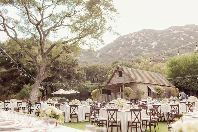 7 Important Things To Consider When Planning An Outdoor Wedding