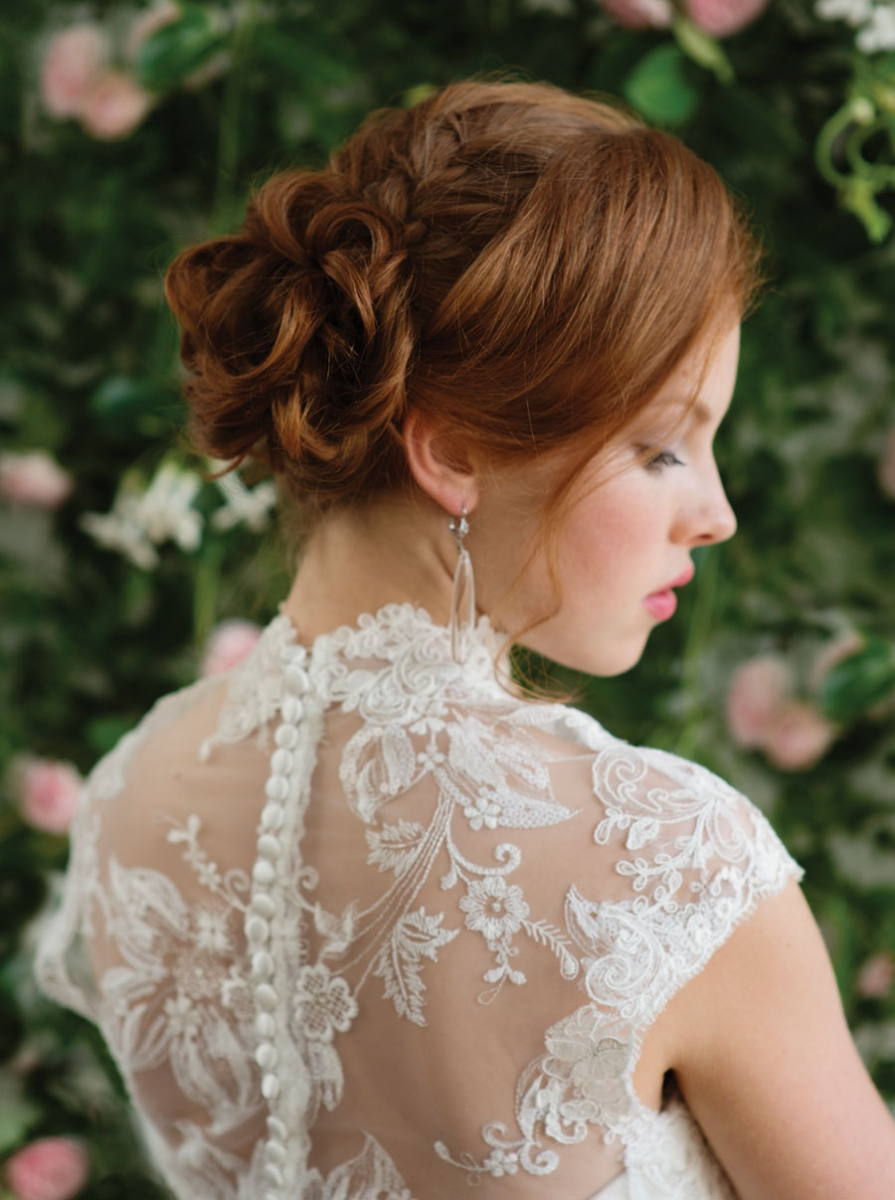 Romantic wedding gowns | Oregon Bride magazine