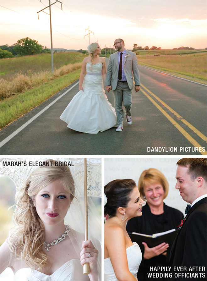 Wisconsin Bride Best of 2014 winners