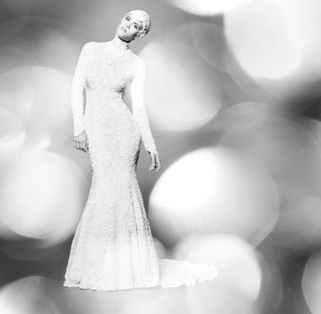 Sequin wedding gowns | Minnesota Bride magazine