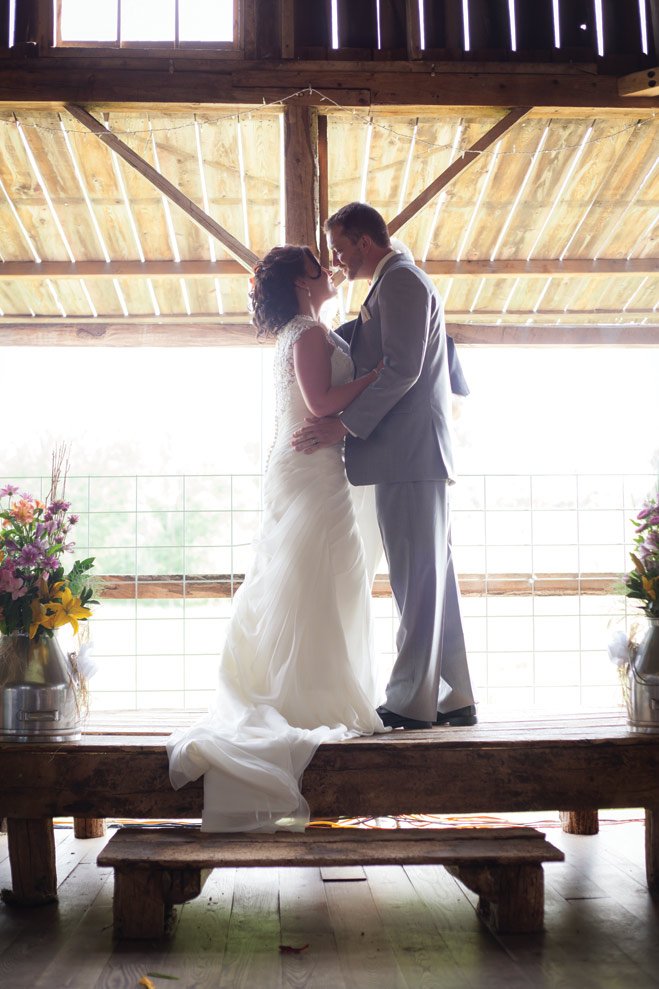 Elope at The Enchanted Barn | Wisconsin Bride magazine