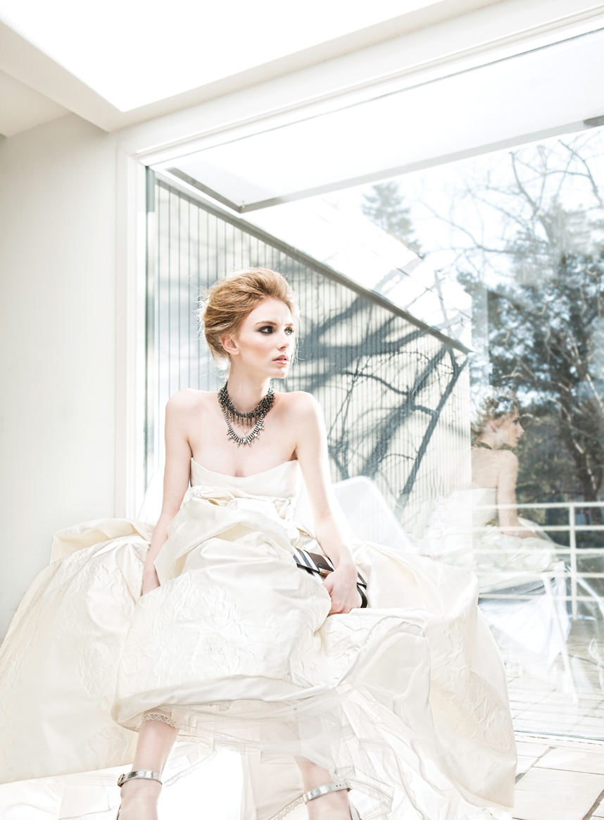 Wedding Gown Fashion: Ray of Light | Minnesota Bride