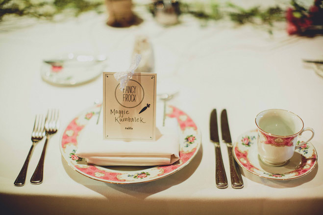 A Vintage Wedding at Mill City Museum