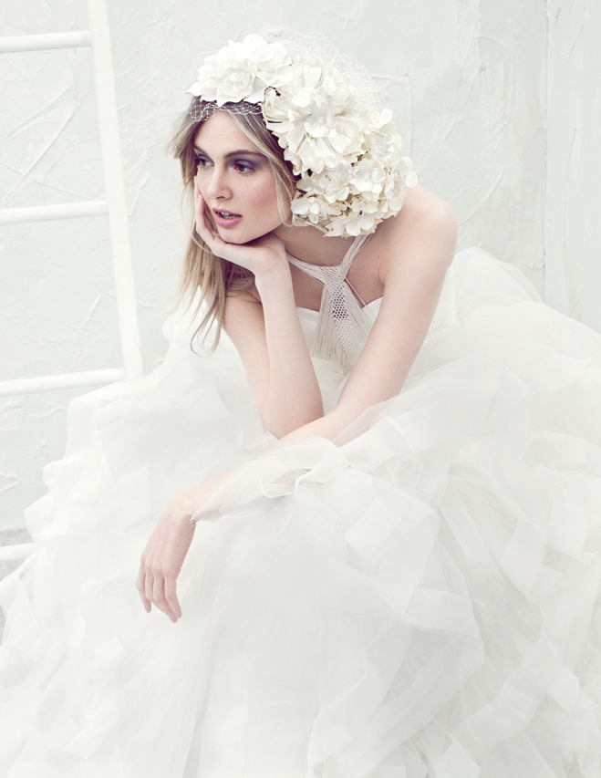 To Have and to Hold: Couture Wedding Gowns and Accessories for the ...