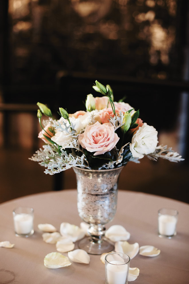 A Vintage Glam Wedding at Aria