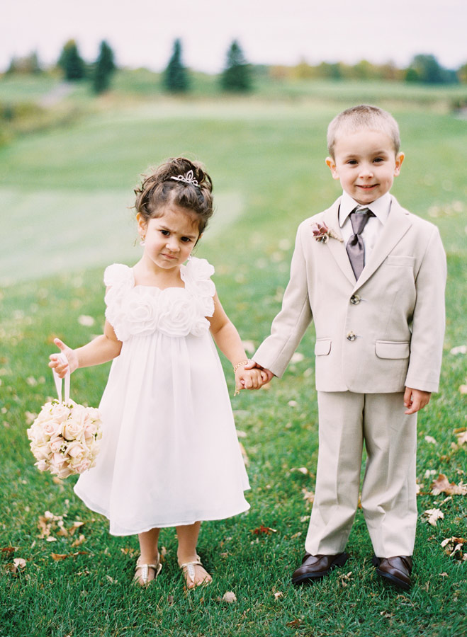 Amy Amp Eric A Classic Pink White Wedding At Rush Creek