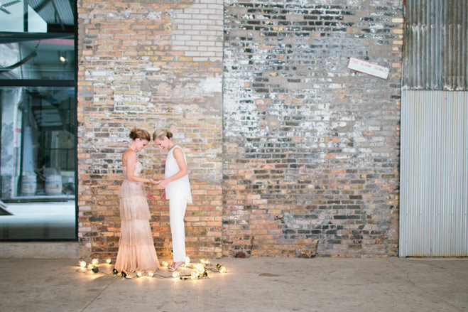 An Urban, Yet Rustic, Mill City Museum Wedding in Minneapolis