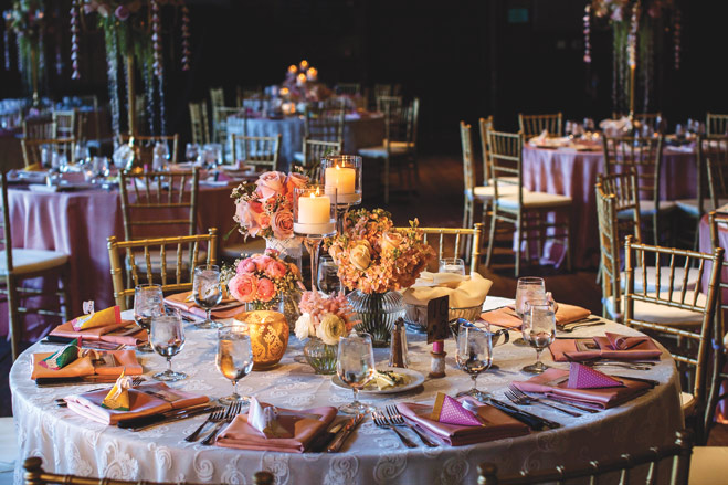 A Vintage Chic Milwaukee Wedding