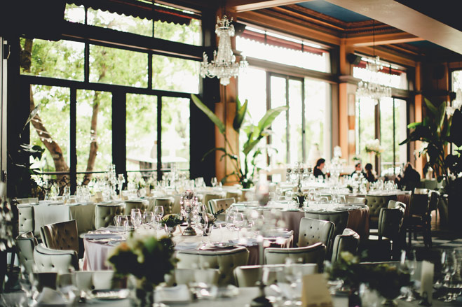 A Classic, Paris Inspired Wedding at Cafe Lurcat