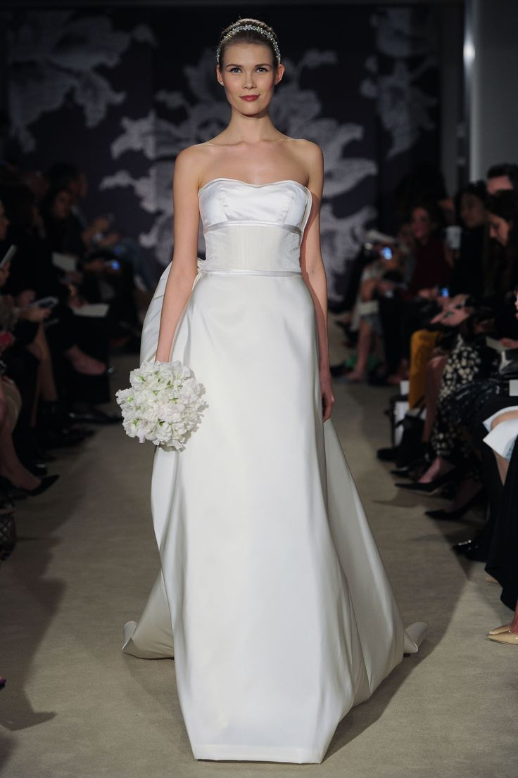 Carolina Herrera\'s Spring 2015 Wedding Gowns | Minnesota Bride