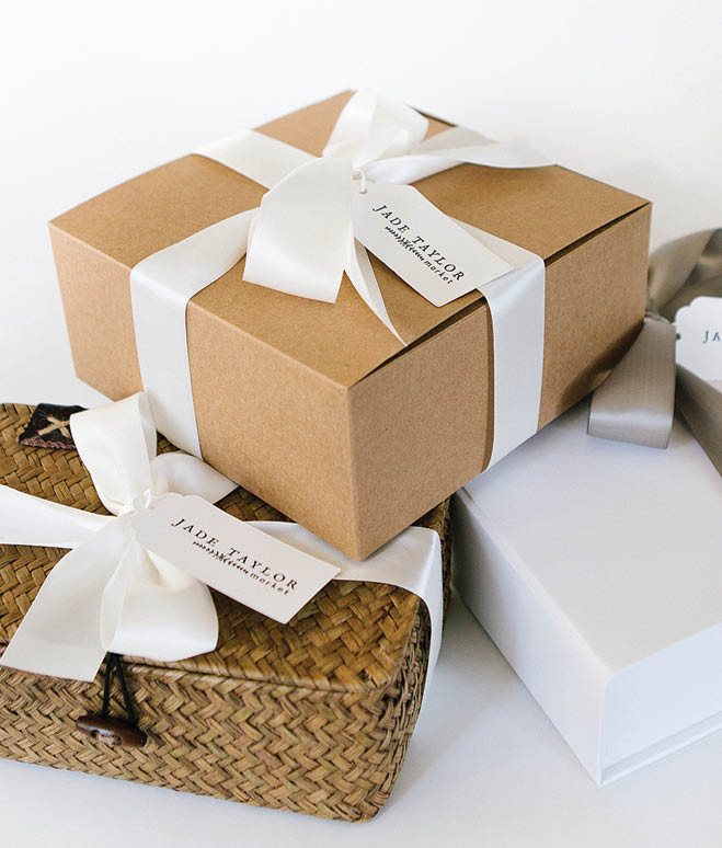 Box It Up With These Personalized Gifts Minnesota Bride