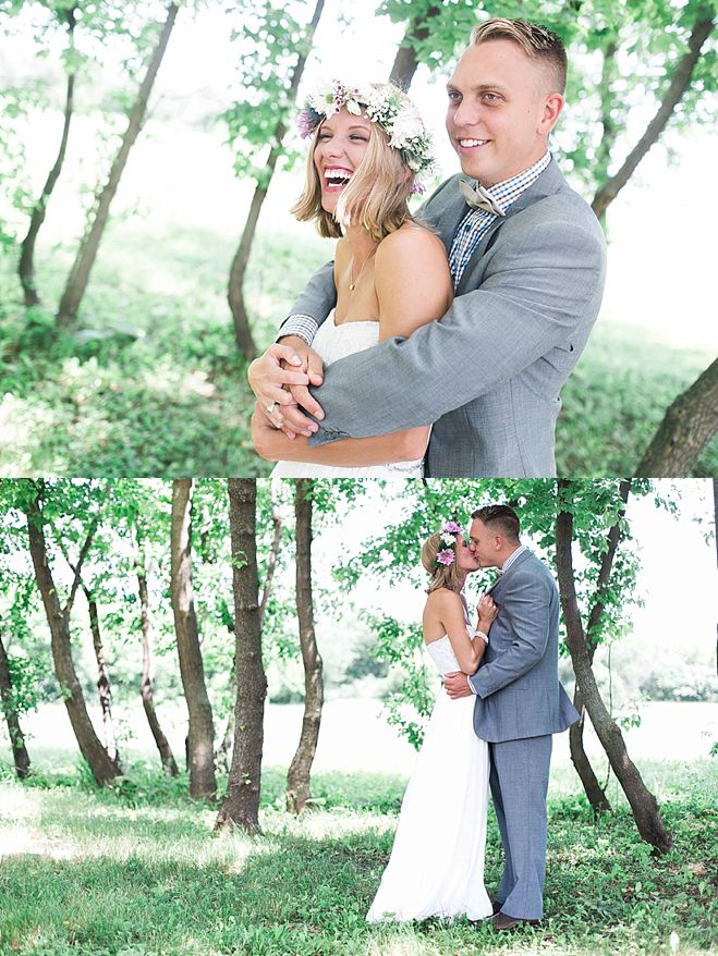 Abby Amp Jake A Rustic Wedding With Whimsical Charm