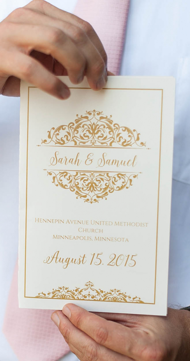 Sarah Amp Samuel College Sweethearts Tie The Knot In