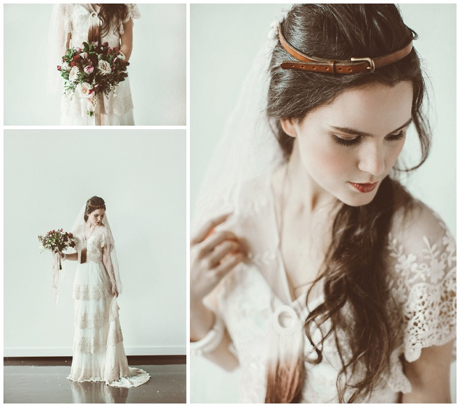 Urban Boho Styled Bridal Shoot | Hazelwood Photo | Oregon Bride Magazine