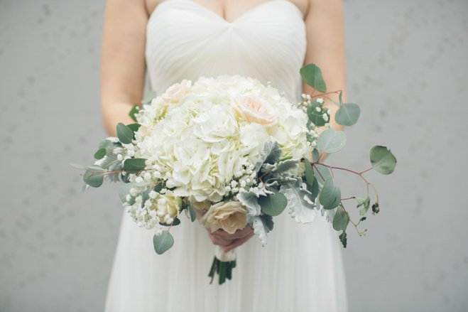 Spring-Inspired Wedding