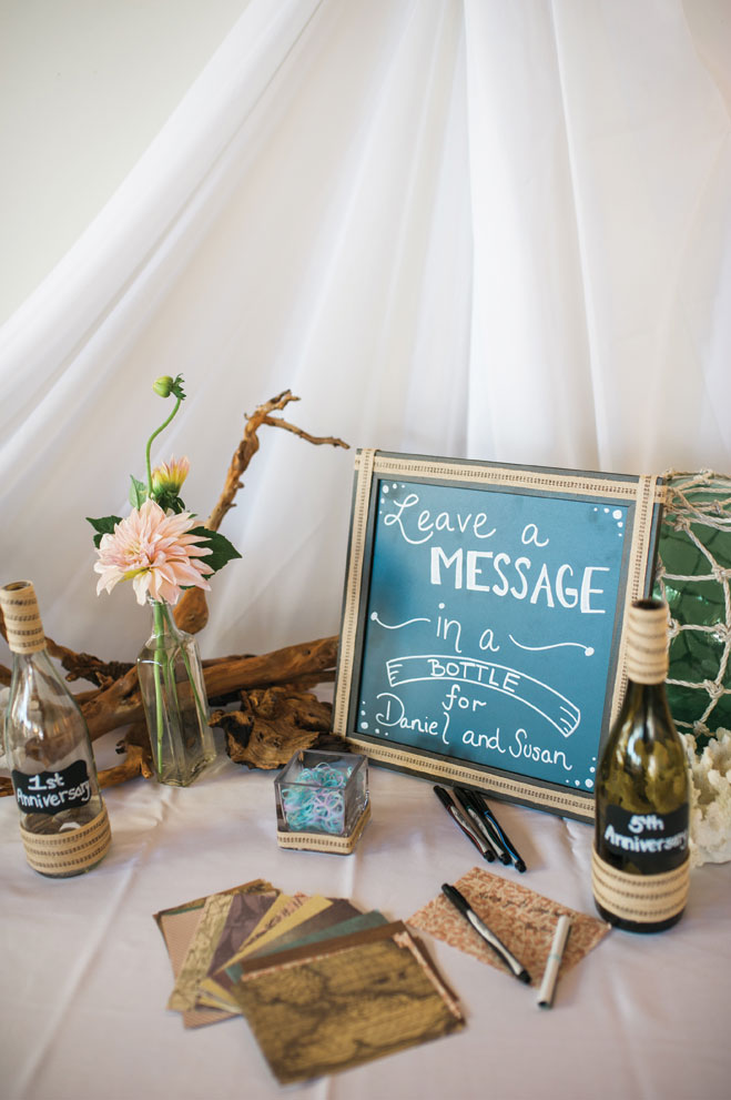 Two If By Sea Nautical Themed Wedding