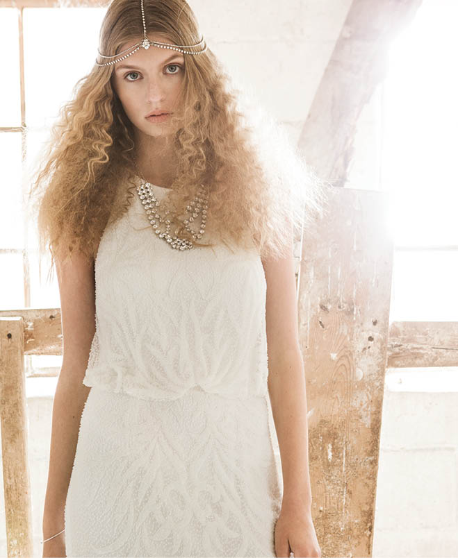 Free Spirits: 7 Romantic Wedding Gowns for the Modern Bride ...