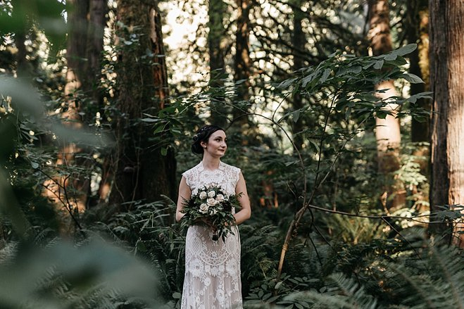 Seattle Bride Real Wedding Inspiration