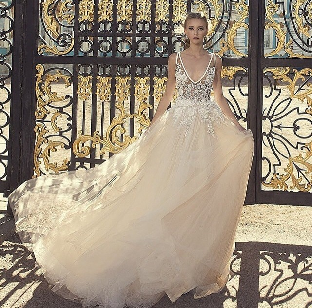 Skirts with Style: 7 Ball Gowns for Brides | California Wedding Day