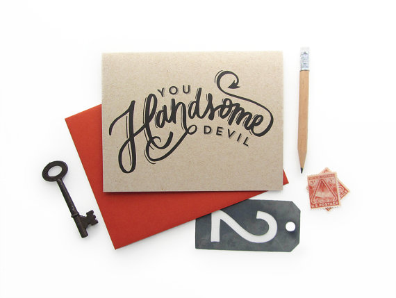 Be My Valentine: 7 Etsy Cards For Your Sweetheart | California