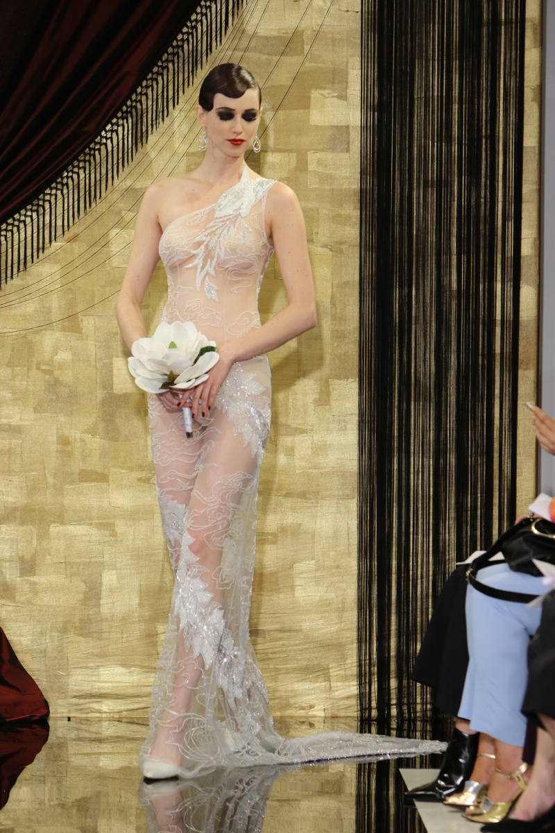 Barely There Bridal Gowns The Hottest Trend Of 2016 California Wedding Day