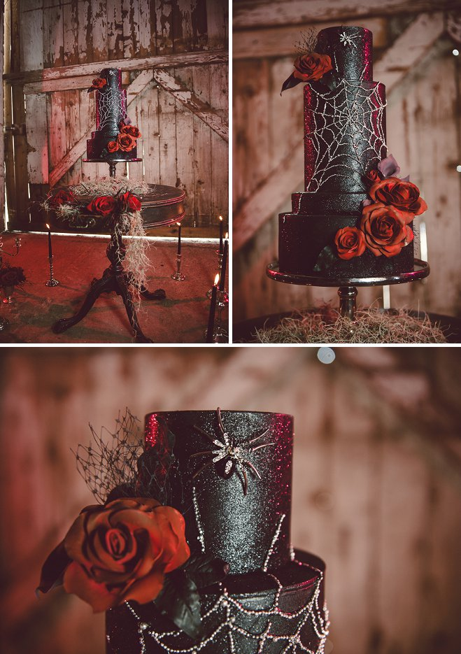 Alluring Halloween Inspiration Shoot