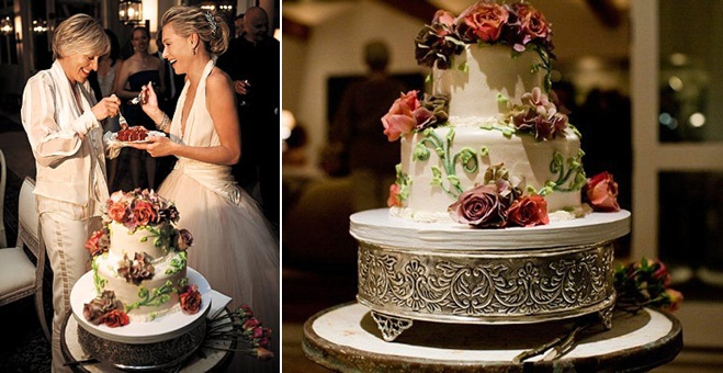 vegan wedding cakes all you need to know a yummy orange cake recipe oregon bride. Black Bedroom Furniture Sets. Home Design Ideas