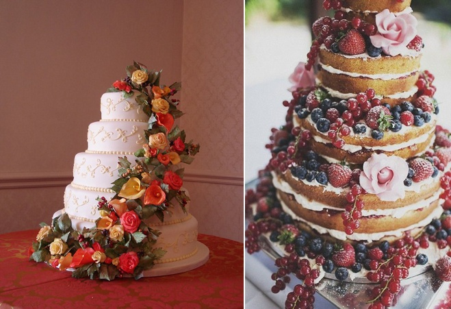 Vegan Wedding Cakes: All You Need to Know + a Yummy Orange Cake ...