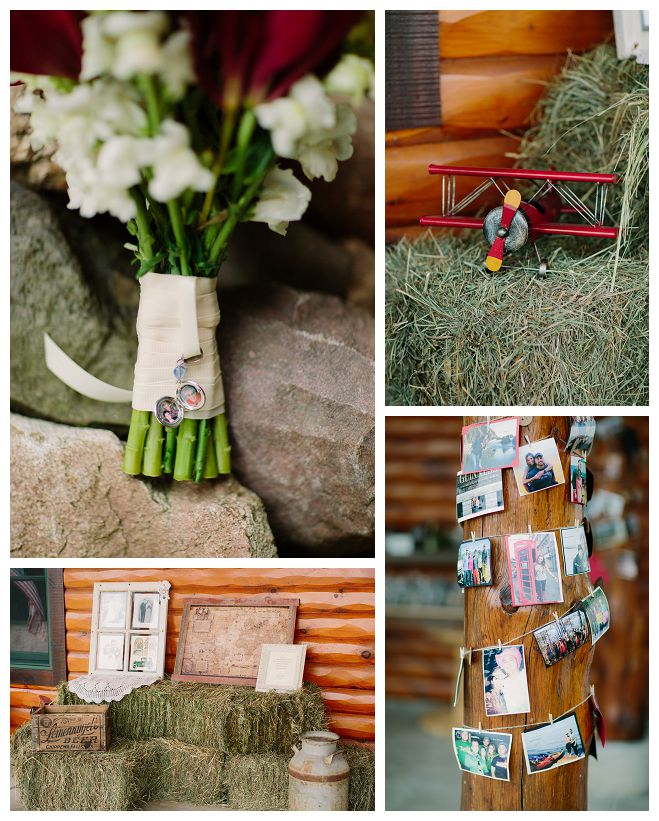 Outdoor Wedding Wisconsin: Amy And Mike's Adventure-Themed Outdoor Wedding