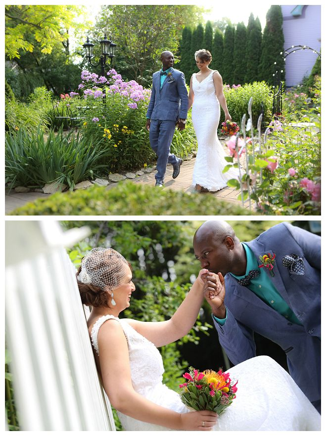 wisconsin bride marc shayna amenson studio photography wedding bride groom culture couple africa bouquet gown floral flower cake