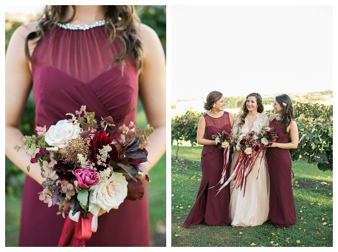 willow and stone photography inspiration inspo shoot marsala pantone 2015 wisconsin edgerton wine over the vine bride groom wedding marriage bouquet flower barn outdoor gown kiss love