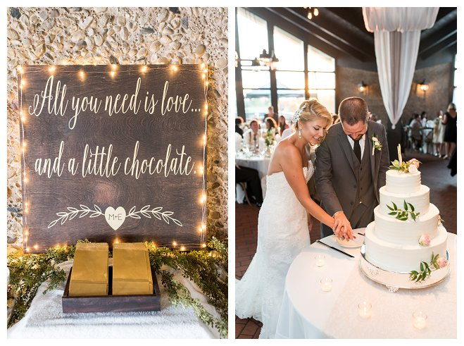 elise michael wedding wisconsin bride wibride.com wibride groom gown dress marriage lake geneva cake reception ceremony vintage decor rustic