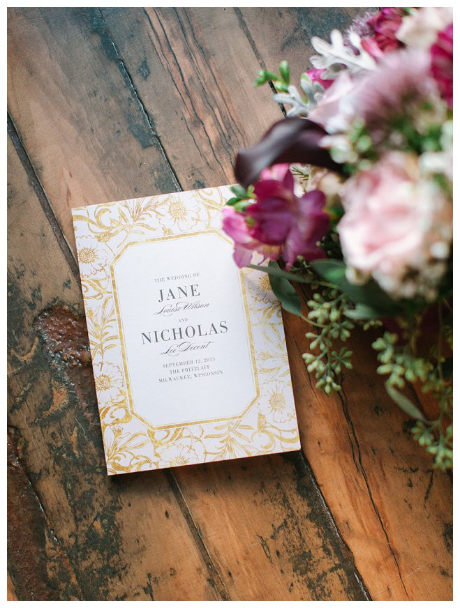 jane nick pritzlaff building wedding wibride wisconsin bride groom marriage milwaukee bridal bridesmaid groomsman bouquet floral cake flower city