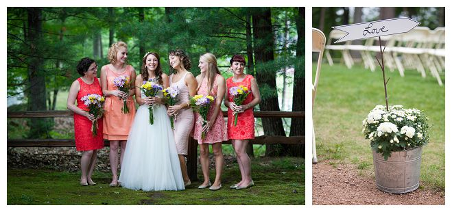 st. germain wisconsin outdoor northwoods wedding fornear photography bride groom ceremony reception