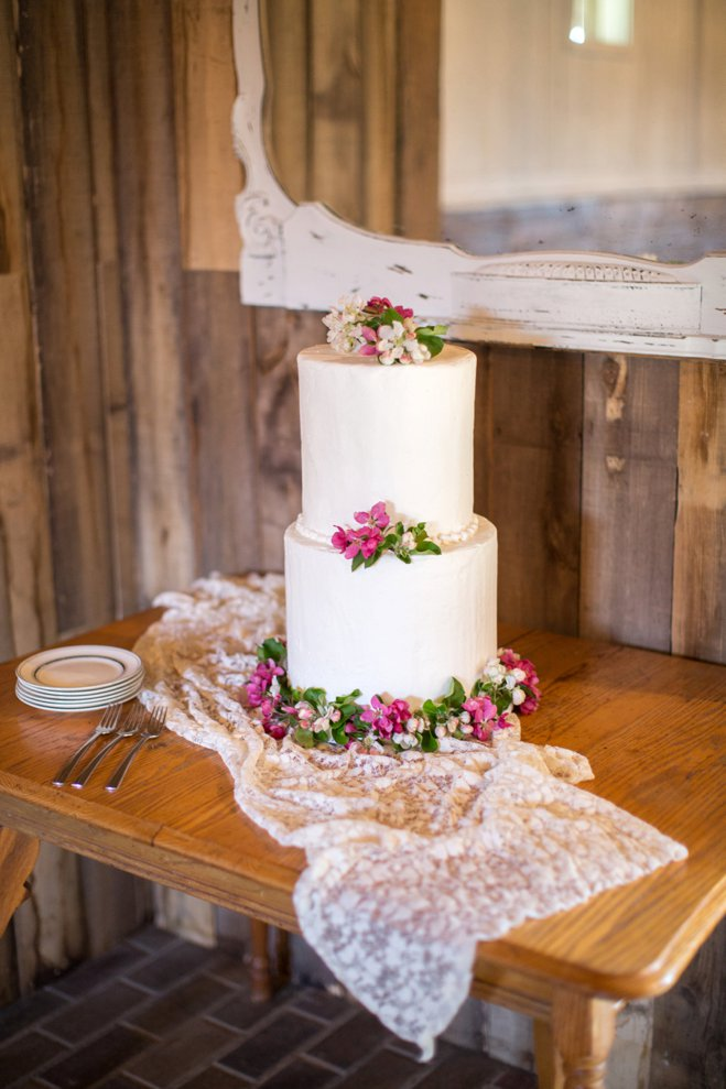 Rosewood Barn Styled Shoot