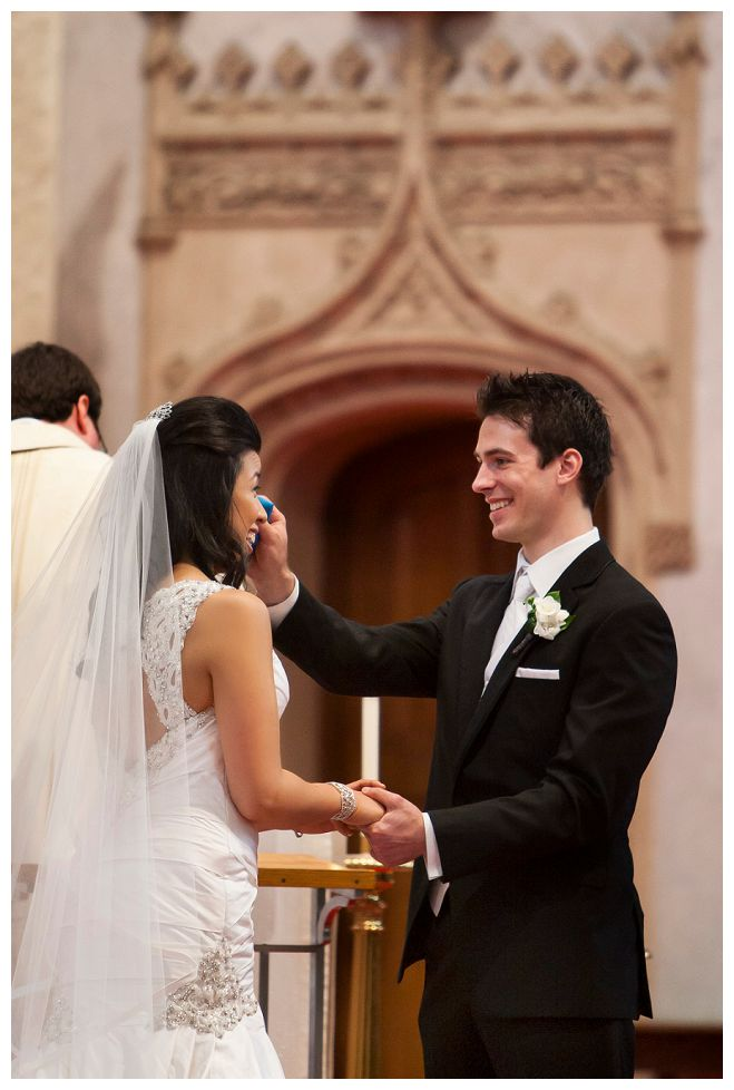 bride groom ceremony wedding vow cry tear front room photography