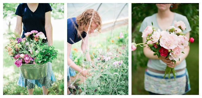 Vendor Love: Stems Cut Flowers and Joe Hang Photography