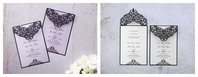 create unforgettable wedding invitations with laser cutting 5 free